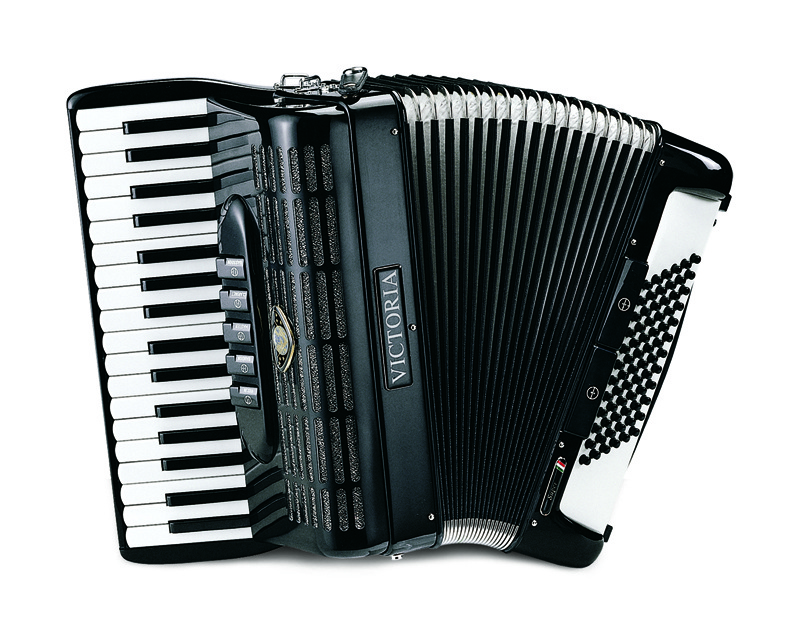 Victoria accordion A125 v